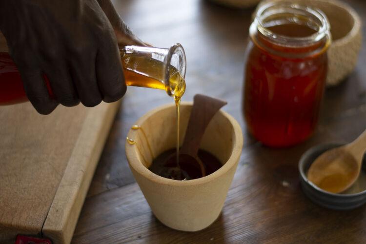 Dark Honey 1