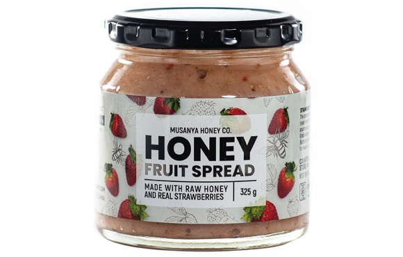 HONEY FRUIT SPREAD – STRAWBERRY