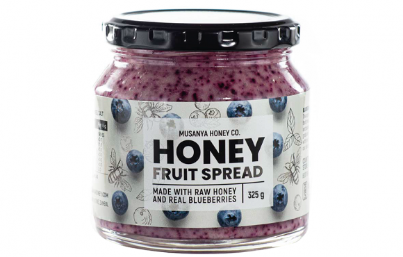 HONEY FRUIT SPREAD – BLUEBERRY