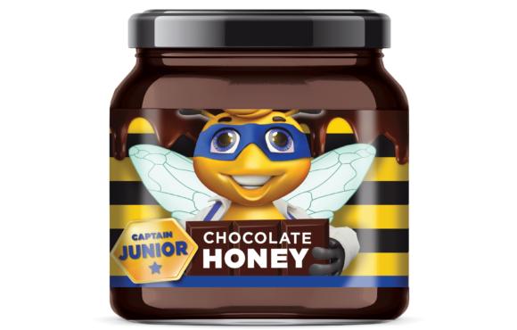 KIDS CHOCOLATE HONEY – JUNIOR