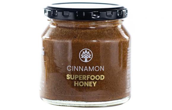 SUPERFOOD HONEY – CINNAMON